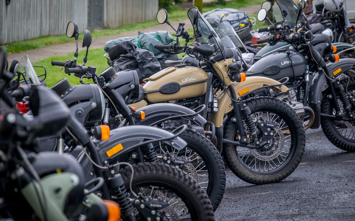 2018 Ural Adventure Ride