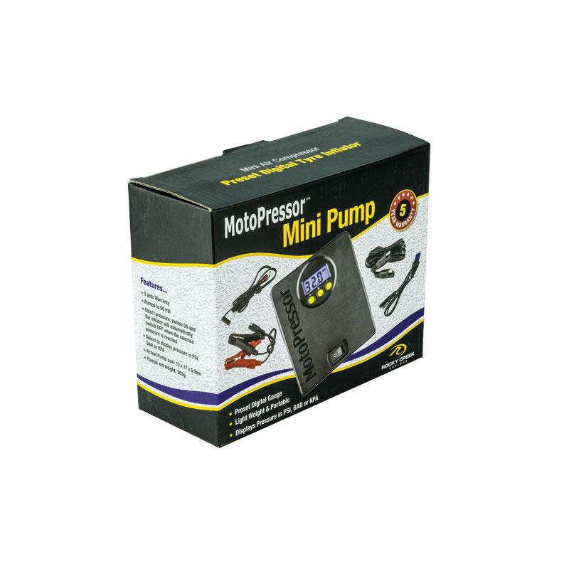 MotoPressor Mini Pump