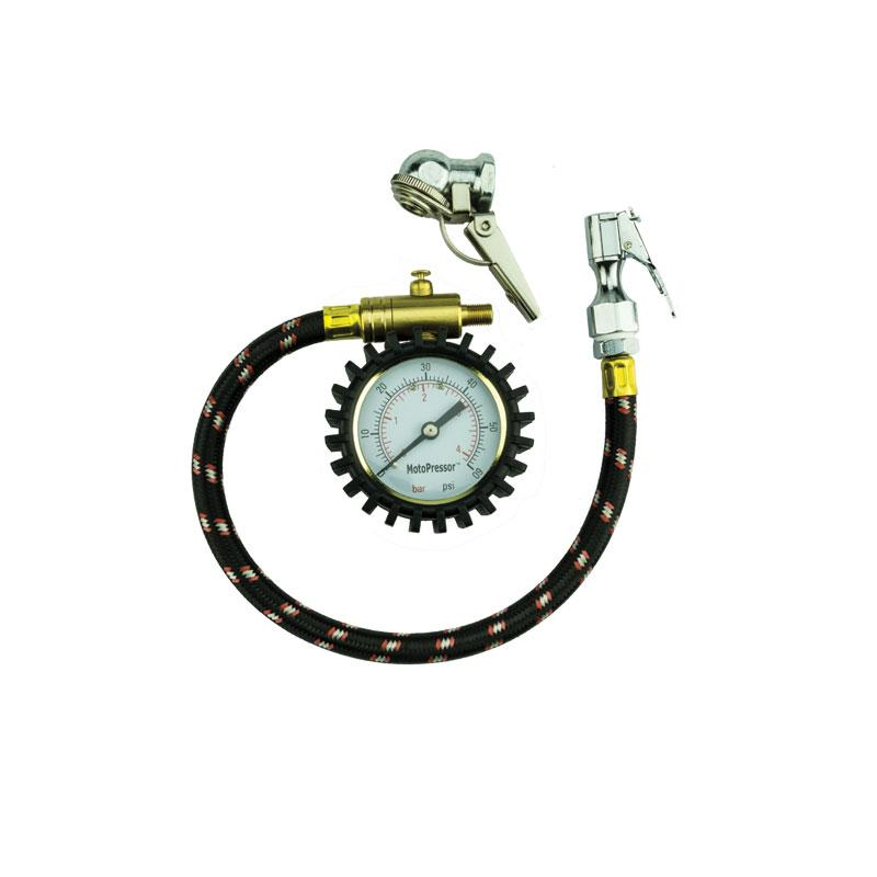 MotoPressor Inline Tyre Gauge - out of stock until 17/8/20