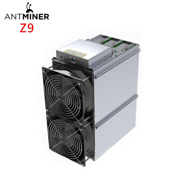 Bitmain Antminer Z9 Pro 🔥 UPDATED and UNLOCKED 🔥 60-70K Sol/s MiningCrate MODED PSU INCLUDED