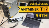 Antminer T17 Pro Tune 🔥 with STRATUMV2 and bosminer.conf up to 60TH/s or EFFECIENT down to 36 w per TeraHash USA