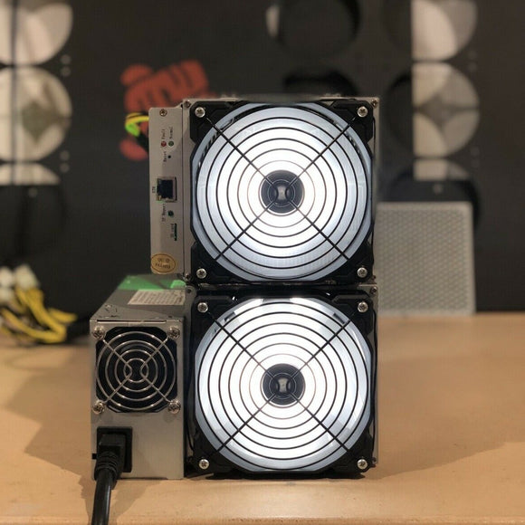 Custom - Antminer S9 DUAL 24TH at 1600w & Up to 🔥32TH/s @ 2400W🔥 S9D - The Most POWERFUL bitmain BITCOIN Sha256 ASIC YOU CAN BUY FOR THE MONEY