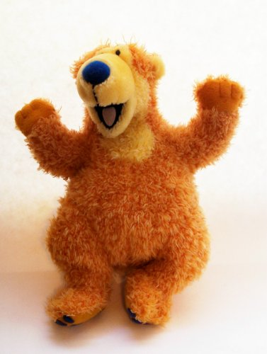 Disney Bear in the Big Blue house, El oso de la casa azul - Applause 32909