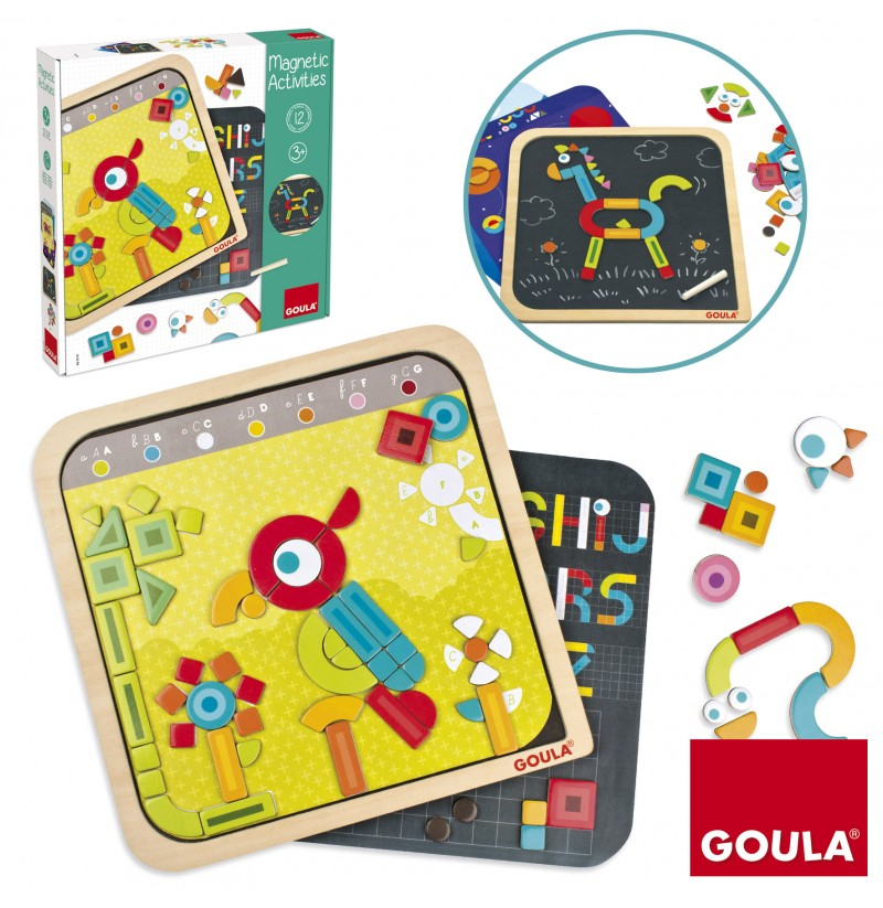Magnetic Activities - Goula 53141