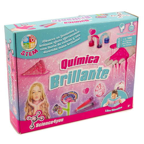 Química Brillante - Science4you 60524