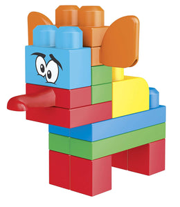 Mega Bloks First Builders Animales Divertidos - Mattel 6637