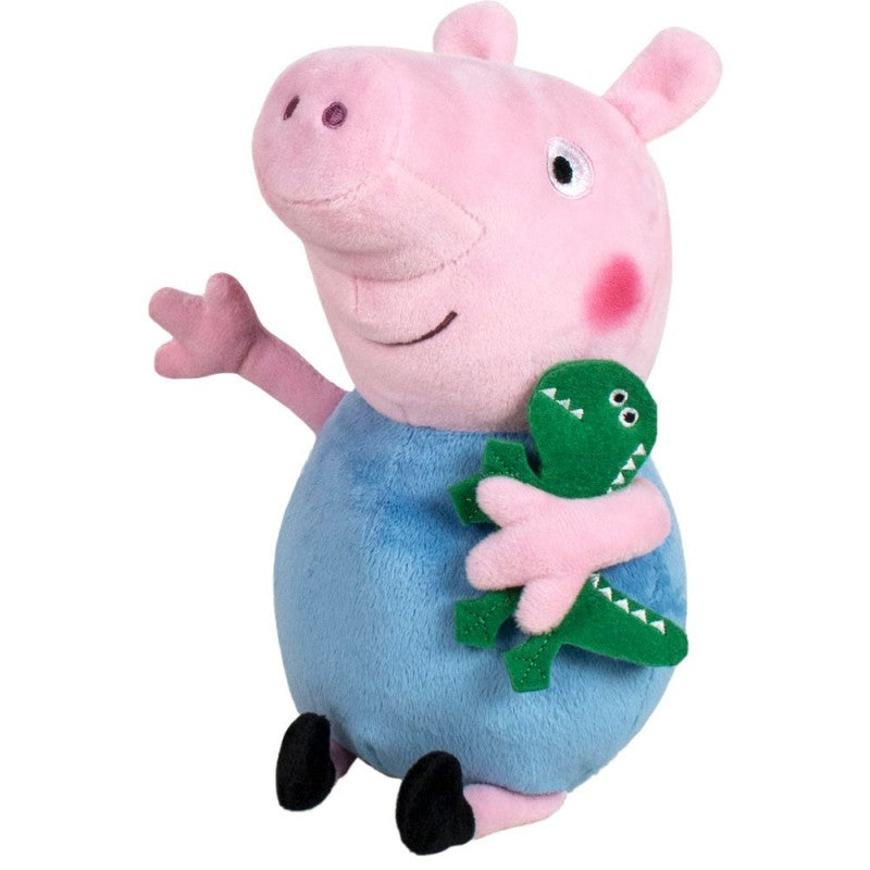 George Pig Peluche - Famosa Softies 760018704G
