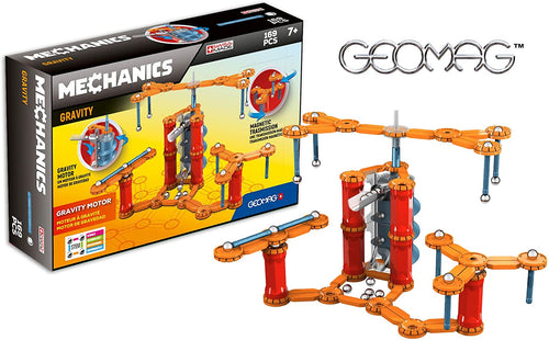 Geomag Mechanics Gravity 169 Piezas - Toy Partner 773