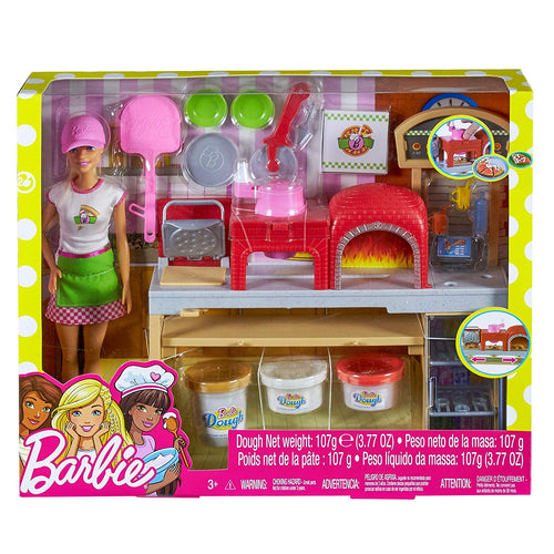 Barbie Pizza - Mattel FHR09