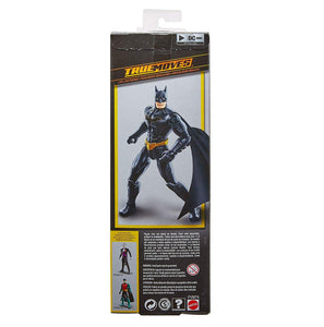 DC Justice League Batman Figura de Acción 30 cm - Mattel  FVM74