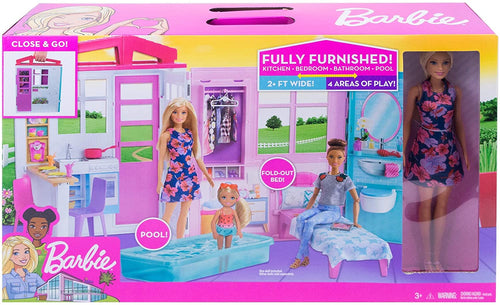 Casa de Barbie - Mattel FXG55