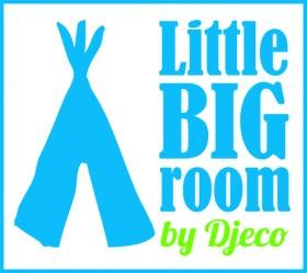 Little Big Room, Hucha Cofre Tesoro Pirata - Djeco 53331