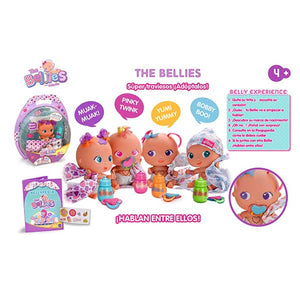 The Bellies Muak Muak - Famosa 700014564