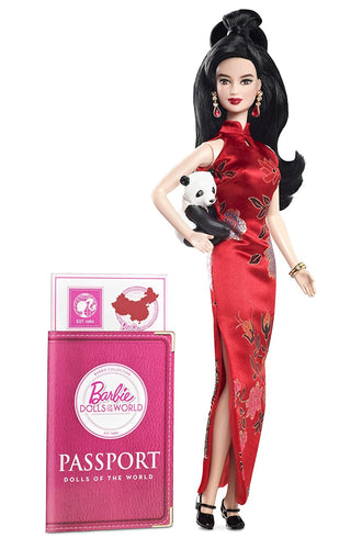 Barbie Collector Muñecas del mundo: China  - Mattel W3323