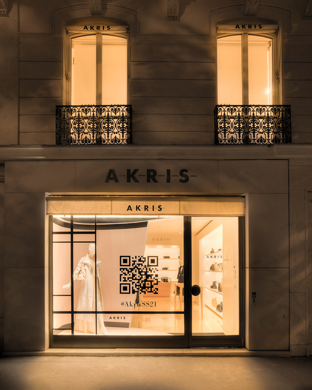 Paris Boutique Akris