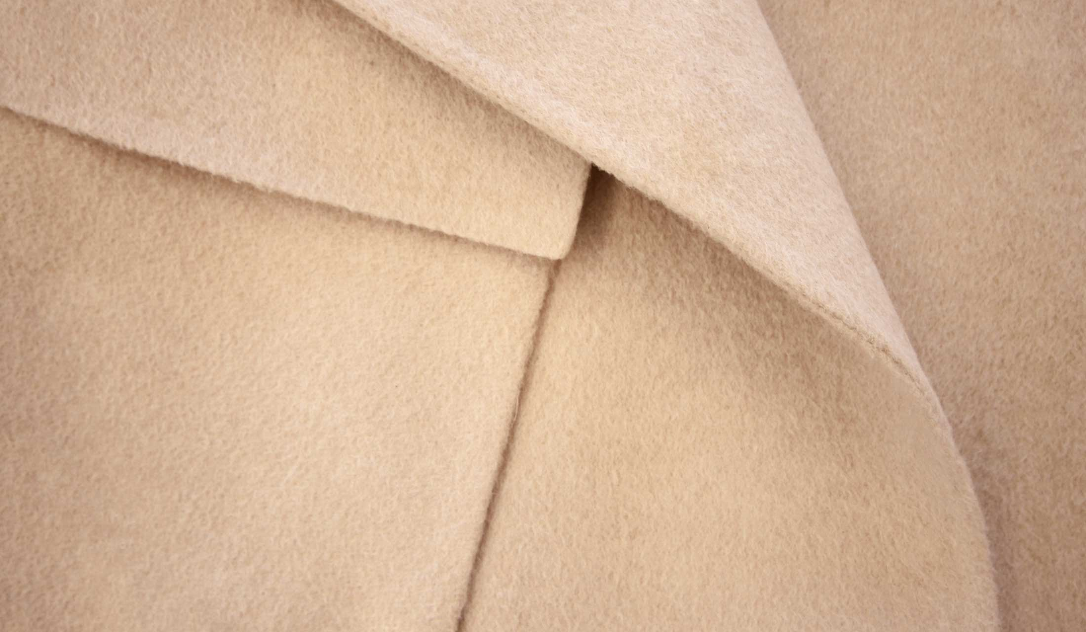 Beige Layers of Cashmere