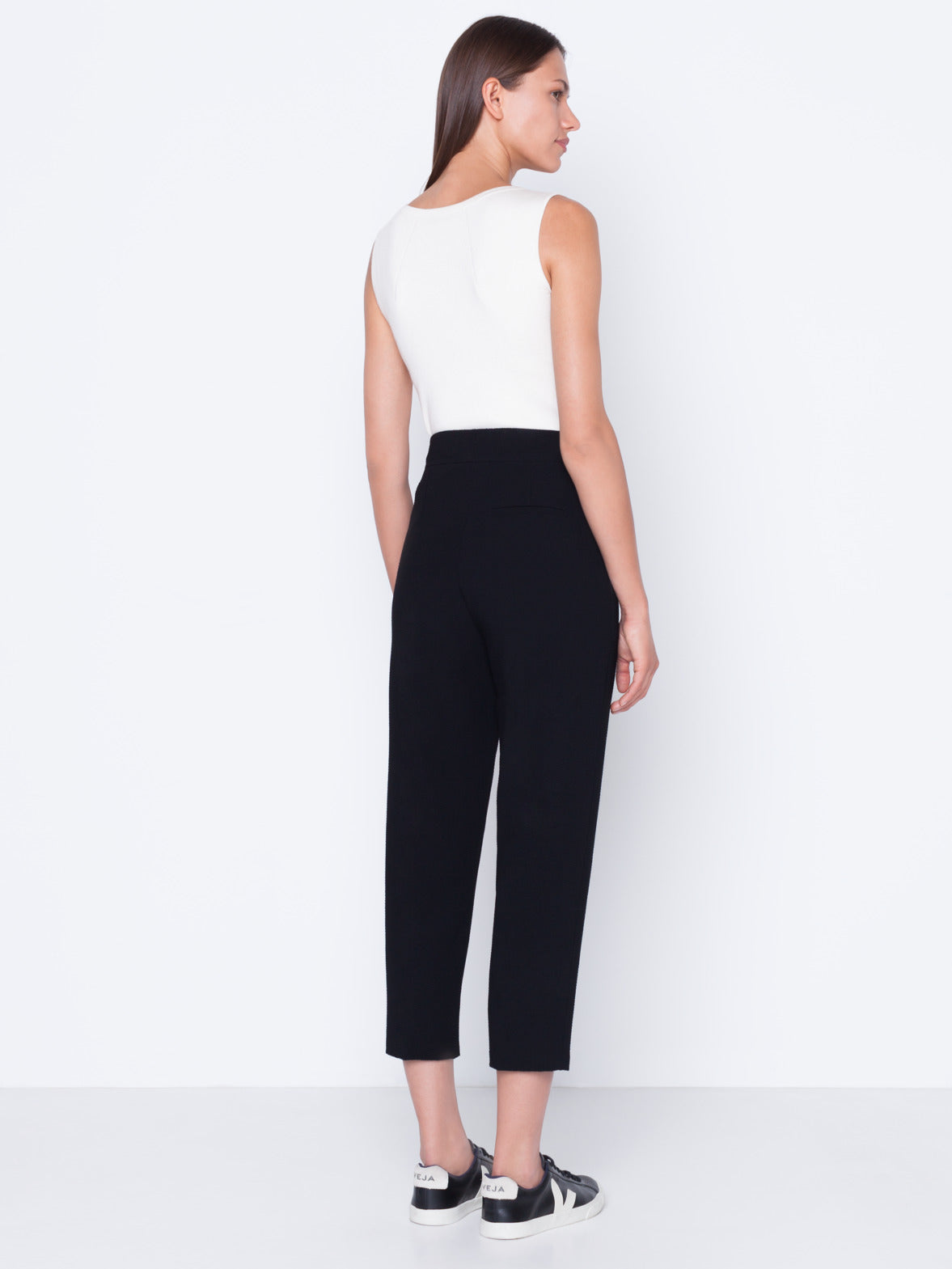 8eee38e88a5e Pant in wool seersucker stretch – Akris EU