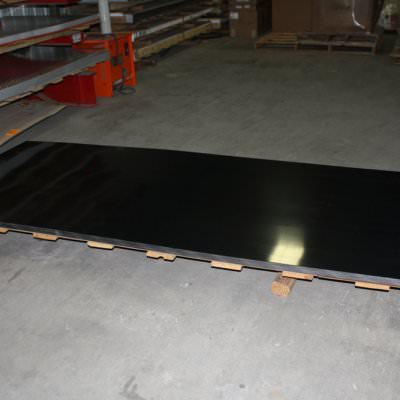 Aluminum Smooth Plate
