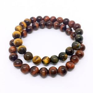 """Protection"" Tigers Eye Bracelet"