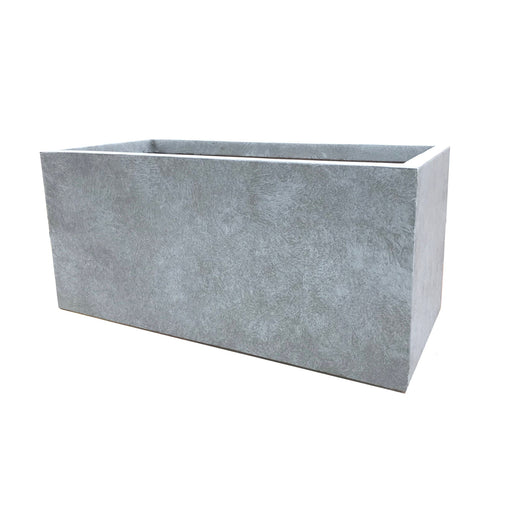 GardenLite Trough LightGrey 80x37x37cm