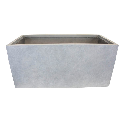 DesignLite Trough LightGrey 79x37x37cm