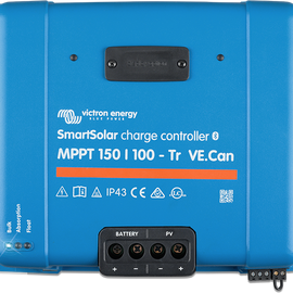 SmartSolar Charge Controller MPPT 150/70 and 150/100