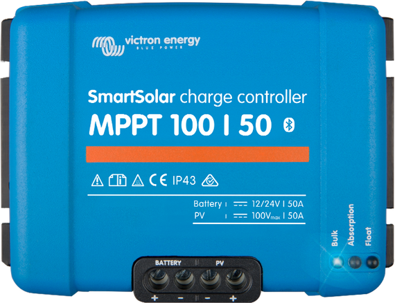 SmartSolar Charge Controllers MPPT (100/30, 100/50)