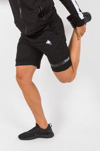 Thank Me Later Shorts - Black