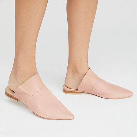 Lightweight Fashion Mules