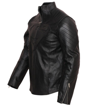 Smallville Superman Leather Jacket Clark Kent