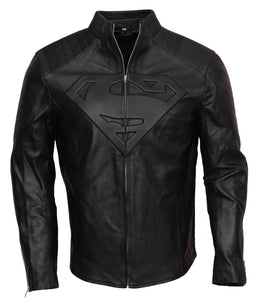 Tom Welling Leather Jacket from Smallville Superman