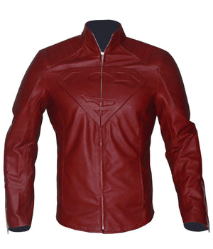 Smallville Red Jacket Superman Tom Welling