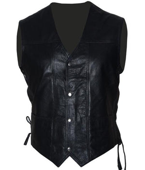 The Walking Dead Leather Daryl Vest