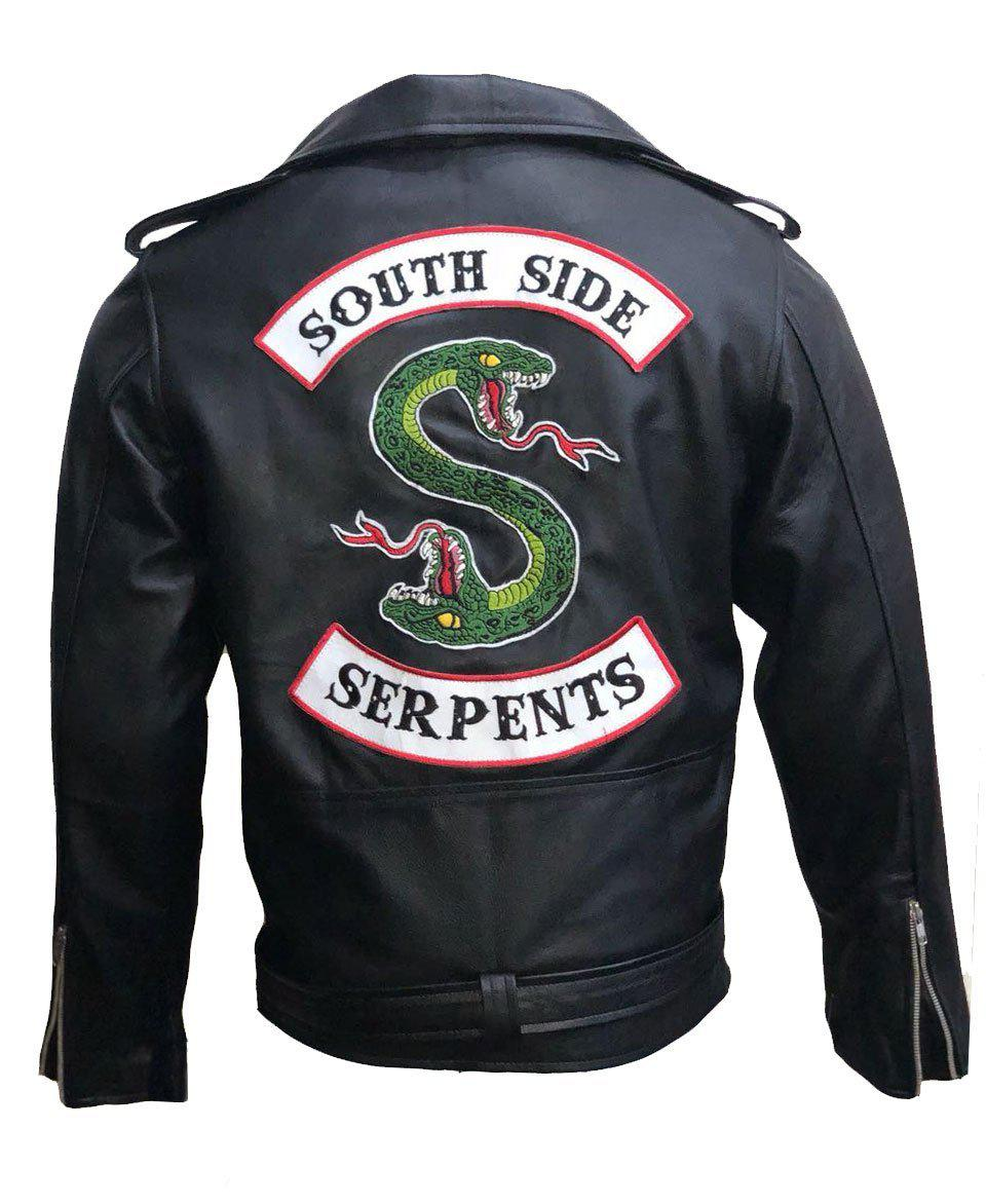 Cole Sprouse Southside Serpents Jacket Riverdale