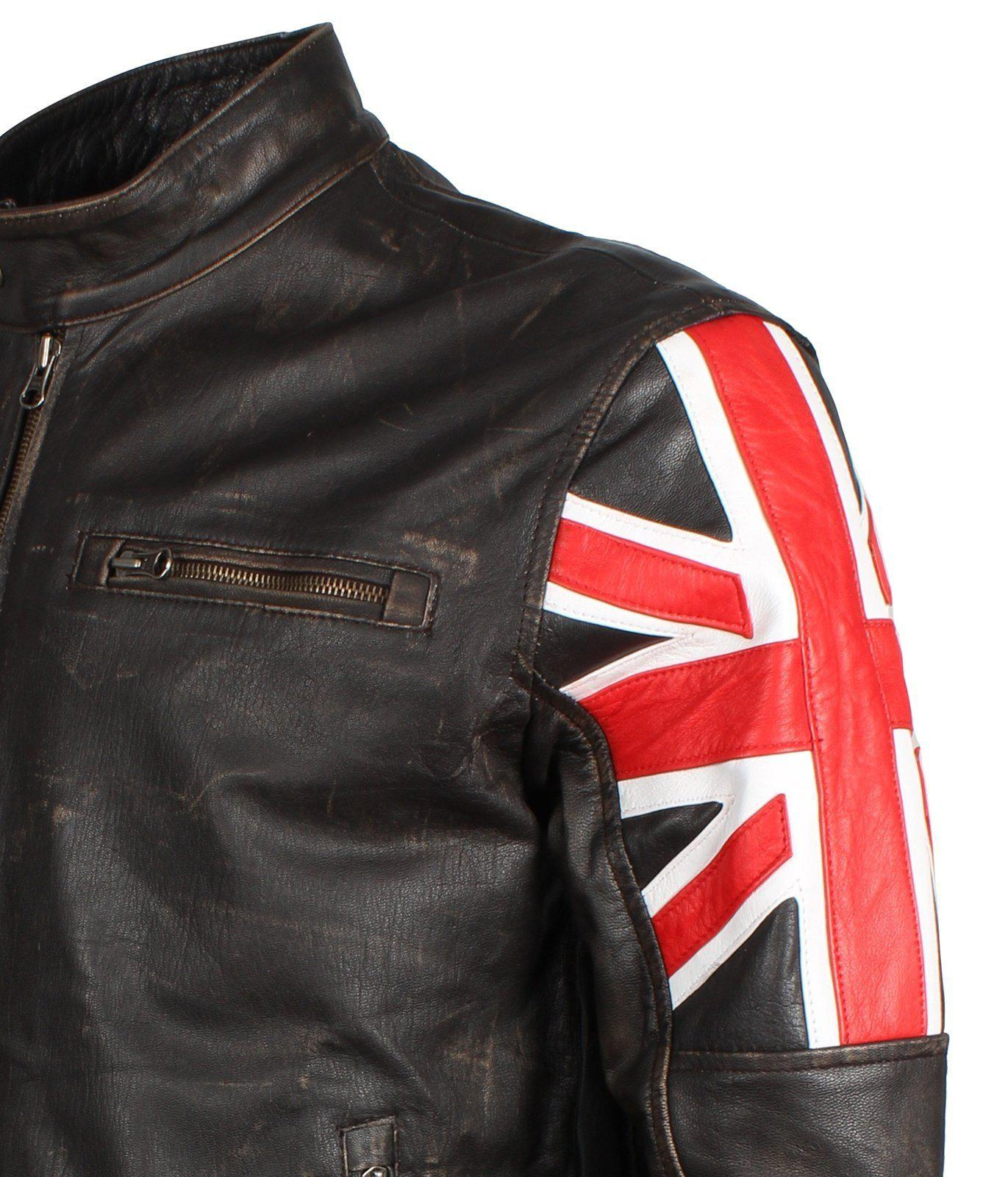 Union Jack Jacket UK for Men