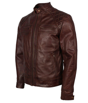 motorcycle jacket men