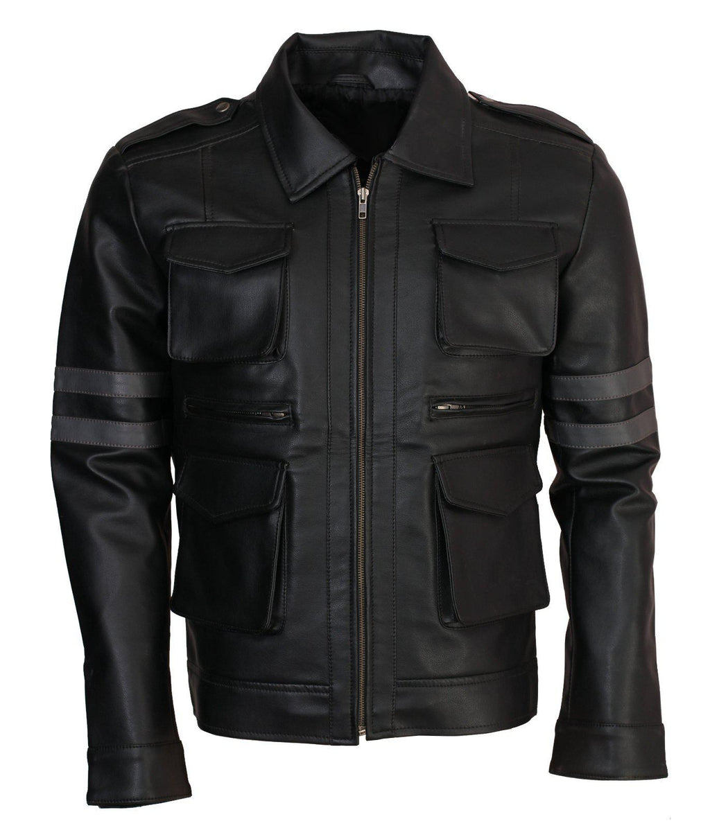Resident Evil Leather Jacket