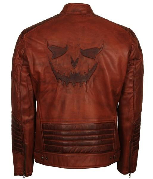 Suicide Squad Joker Leather Jacket Batman The Killing Joke