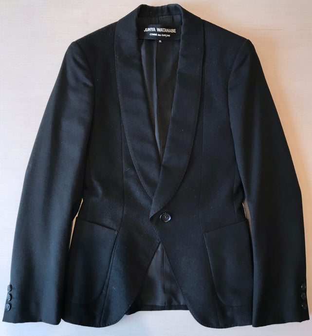 Vintage overview: Women's tailored jacket - Junya Watanabe Comme des Garçons