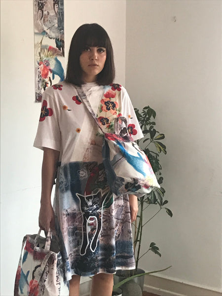 Collection 2 - t-shirt dress and bags