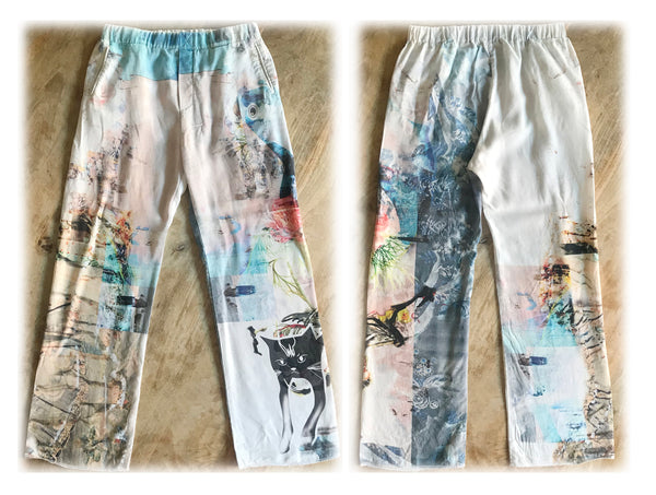 Product measurements - trousers