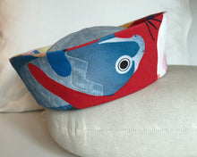 Load image into Gallery viewer, Koi graphics Sailor hat