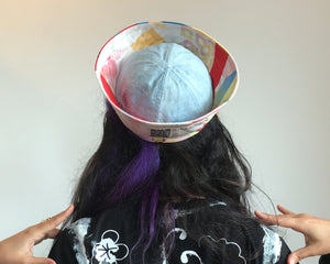 Koi graphics Sailor hat