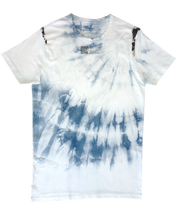 Load image into Gallery viewer, 'Mean kitty' t-shirt - indigo study