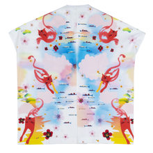 Load image into Gallery viewer, Aloha Kimono shirt - print 1