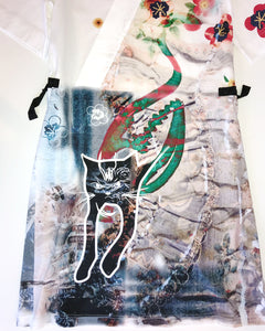 Aeon Kitty t-shirt dress
