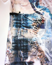 Load image into Gallery viewer, The Koi t-shirt dress