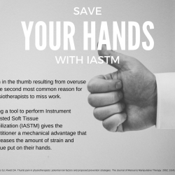 Save Your Hands With IASTM