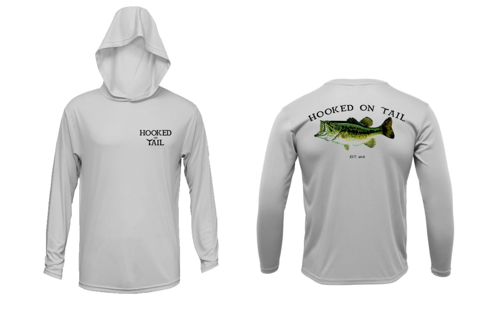 Largemouth Hooded Longsleeve