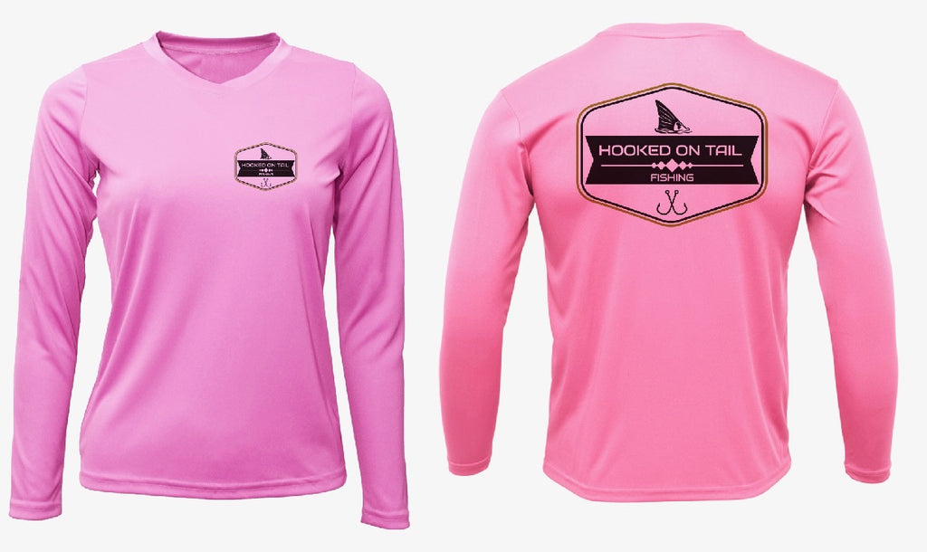 Women's Hooked On Tail Longsleeve